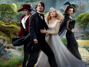 A still from Oz the Great and Powerful