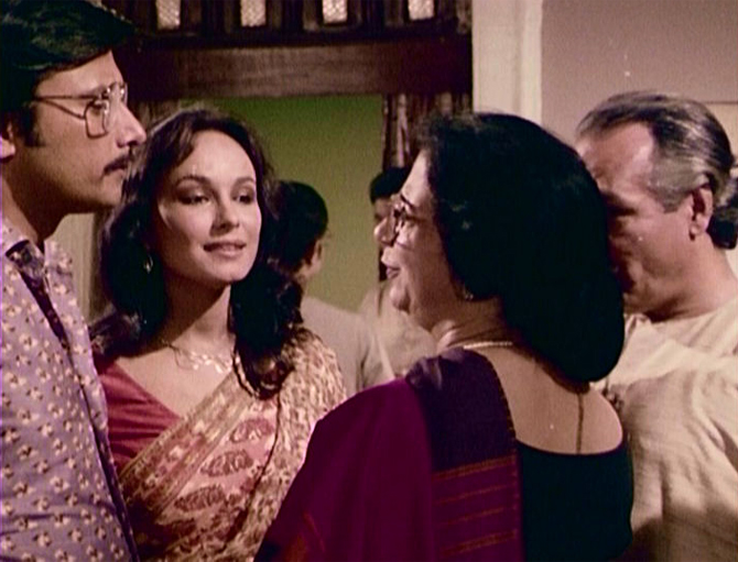 A still from Party